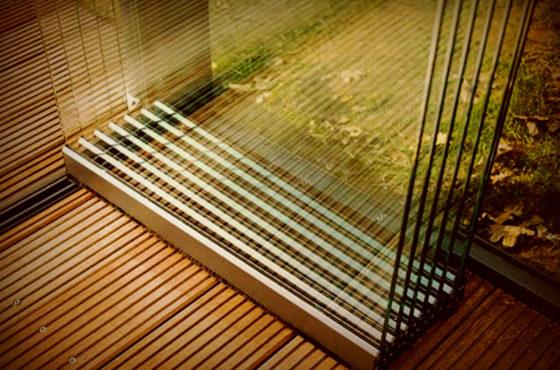 Безрамное стеклянное ограждение. Террасы. Балконы