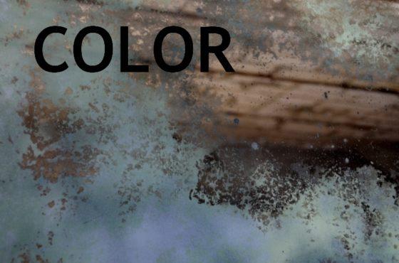 Состаренное зеркало Color