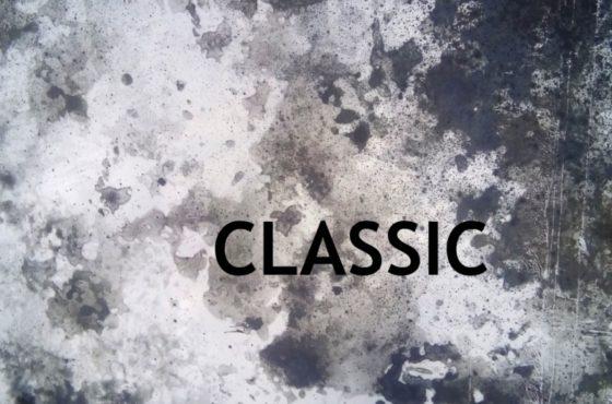 Состаренное зеркало Classic