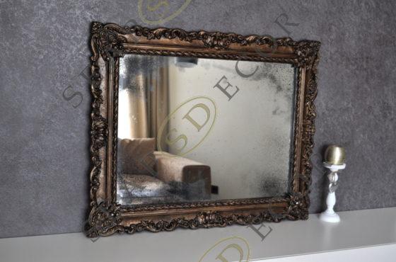 Зеркала в гипсовых рамах