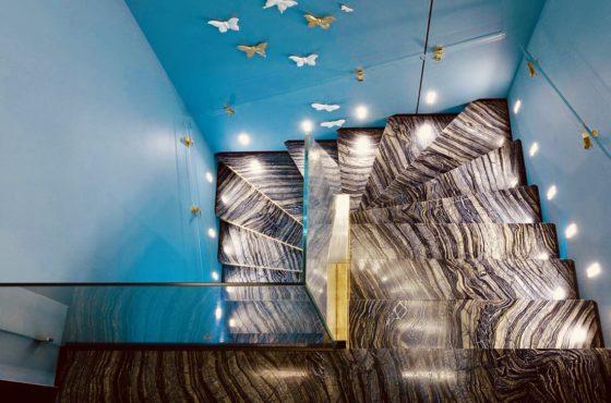 Эксклюзивный проект двухэтажной квартиры на Звиренецкой от SEAPS