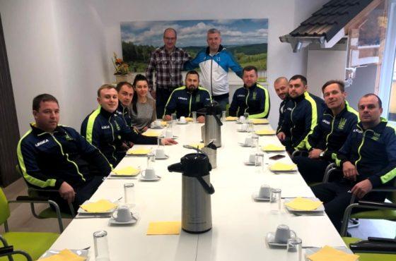 Budenbender — делегация SEAPS посетила производство в Зигене Германия