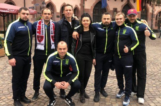 SEAPS в составе ФАБУ посетил Франкфурт в Германии