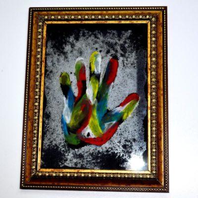 КАРТИНКА X4. 270Х360. COLOR HAND. №9965
