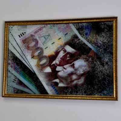 КАРТИНА X6. 1000 MARKS WILHELM & IAKOB GRIMM №67