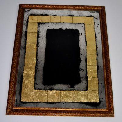 СОСТАРЕННАЯ КАРТИНА X8 BLACK GOLD 685Х890 №523