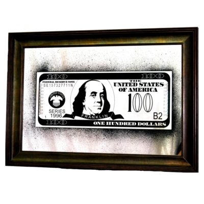 100$ DOLLARS BENJAMIN FRANKLIN X6 500 X 700 MM. №33GR