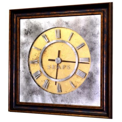 ЗОЛОТЫЕ ЧАСЫ X7 GOLDEN TIME. WALL CLOCK №3320