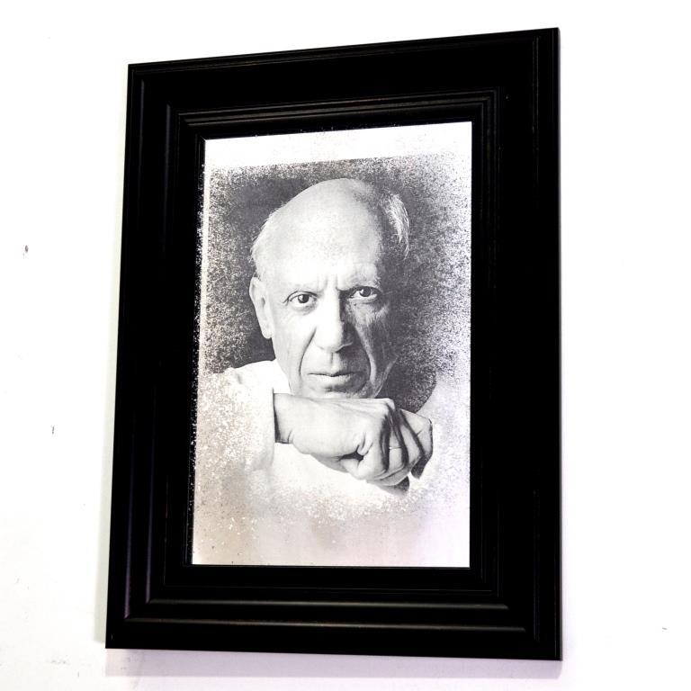 PABLO PICASSO ARTIST PORTRAIT №1799