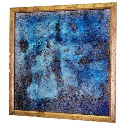 КАРТИНА X7 BLUE HOARFROST СИНИЙ ИНИЙ №7017