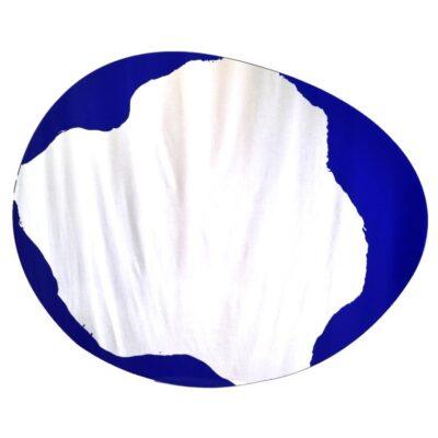 АВТОРСКОЕ ЗЕРКАЛО SEADROPS ONE BLUE №7344