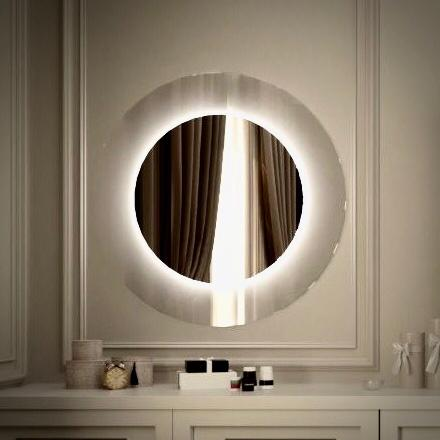 MIRRABIS ECLIPSE 900 CIRCLE MIRROR. №3388