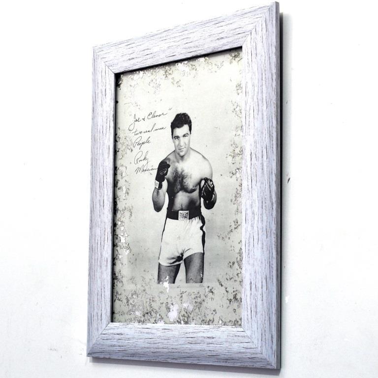 ROCKY MARCHIANO PORTRATE BOXER №1767