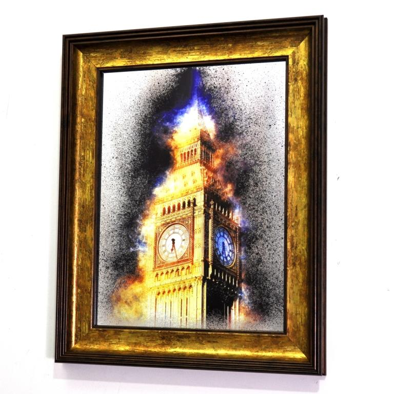 LONDON IN GOLD №728 MINI.X5.420X520MM