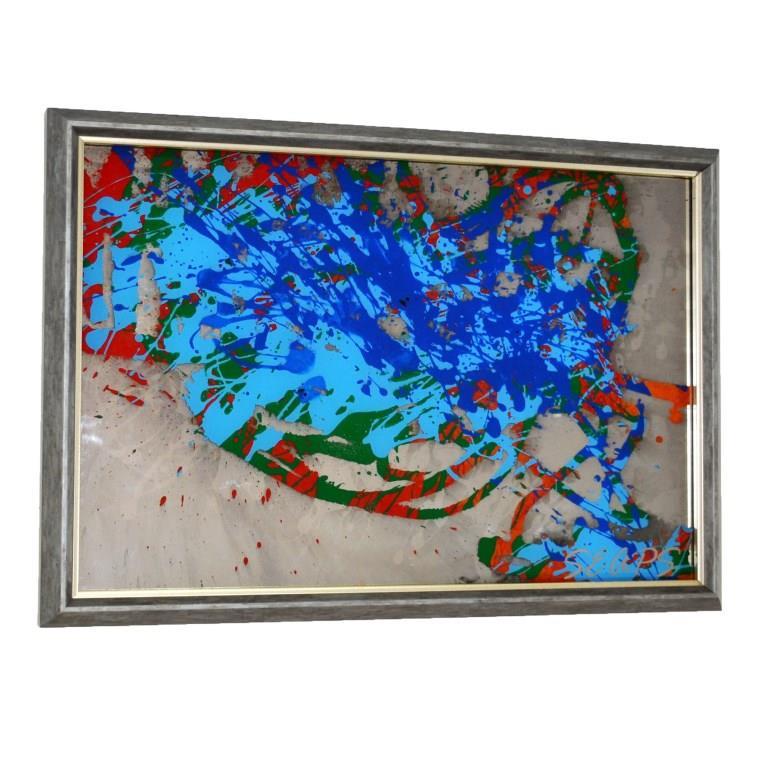 BLUE SHAFT СИНИЙ ВАЛ MIRRANIZM №6127