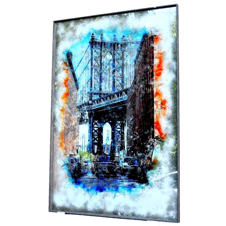 MANHATTAN BRIDGE 1500 X 1000 №392