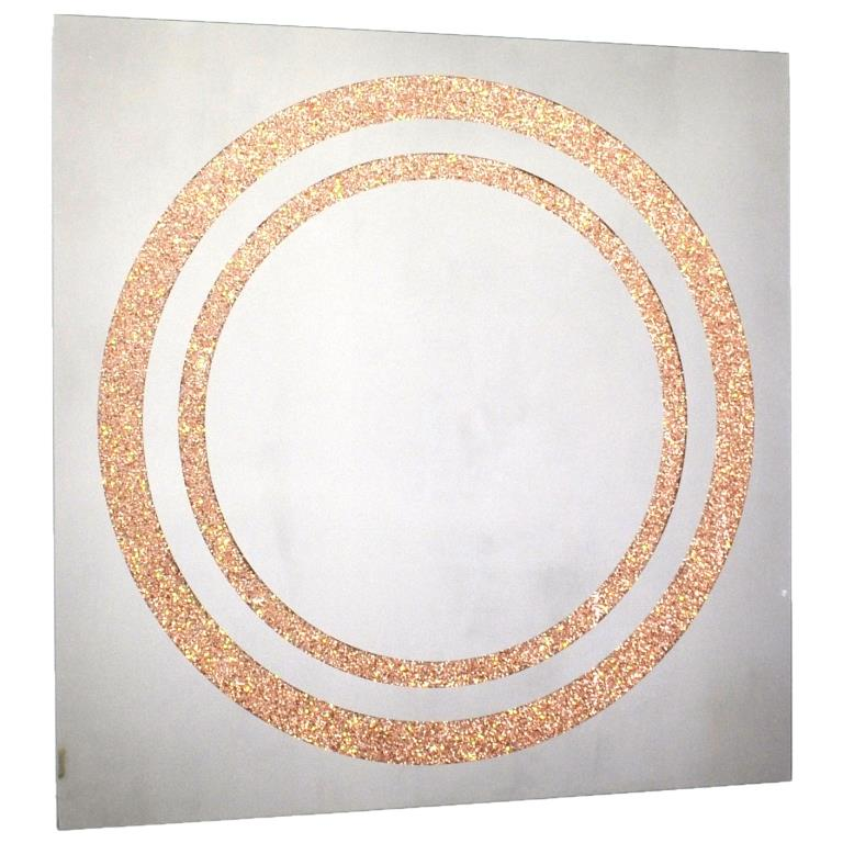 ZERROFIXX GLITTER CIRCLE COOPER SERIES 5 X10 №3504