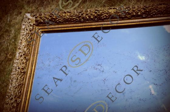 Антикварное зеркало Verona
