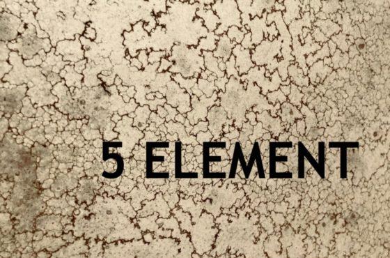 Декоративное зеркало 5 element